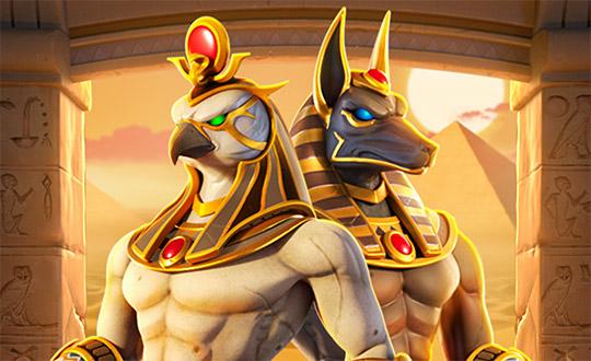 รีวิวสล็อต Egypt's Book of Mystery ตะลุยอียิปต์